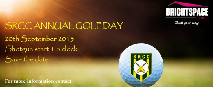 SRCC Golf Day
